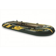 Intex Seahawk 4 - Schlauchboot für 4 Personen