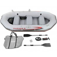 Intex Mariner 4 Set - Schlauboot für 4 Personen