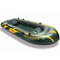 Intex Seahawk 4 Set - Schlauchboot für 4 Personen