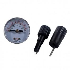 Outwave drukmeter voor opblaasboten