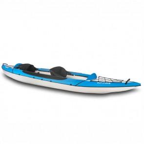 Outwave Coaster, aufblasbarer Zweierkajak