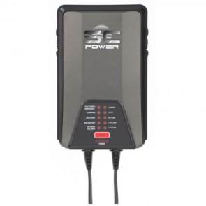 Einzelnes Ladegerät für 38 Amp. Batterien