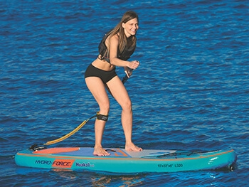 Huakai Tech SUP board surf leash